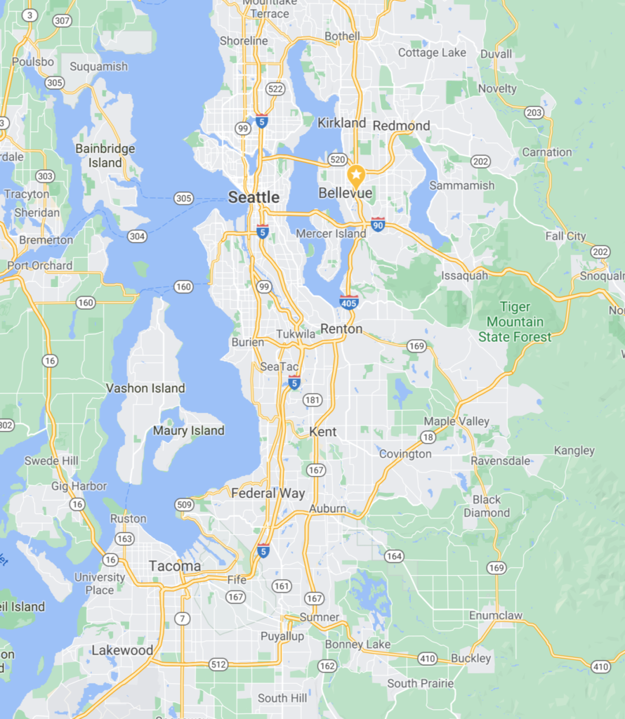 Tree Service in Seattle and Tacoma WA