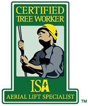 Certified Tree Worker Aerial Lift Specialists ISA