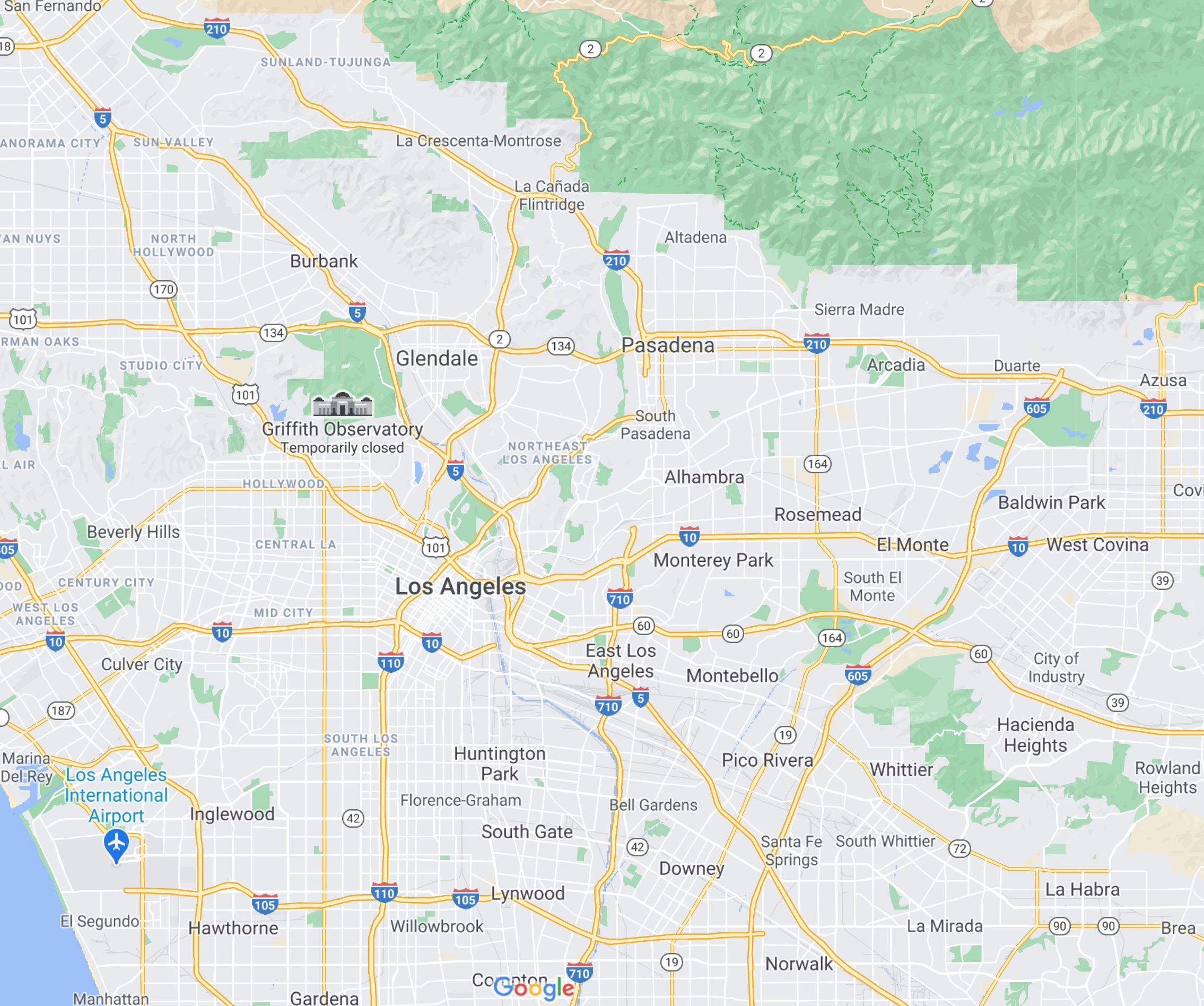 Los Angeles Commercial Tree Service